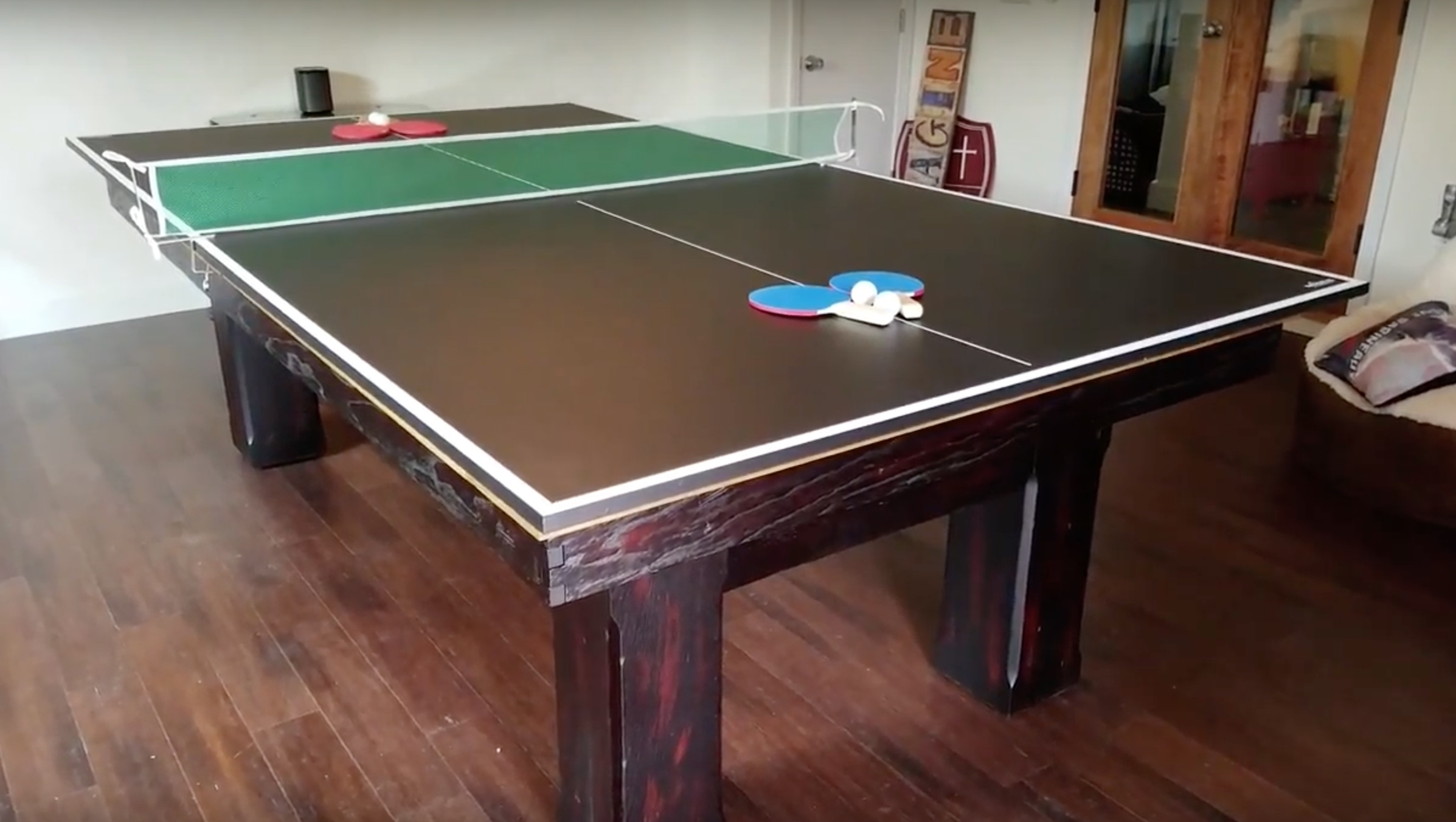 Enjoyable The 5 Best Table Tennis Conversion Top Reviews Ping Pong On Home Interior And Landscaping Oversignezvosmurscom