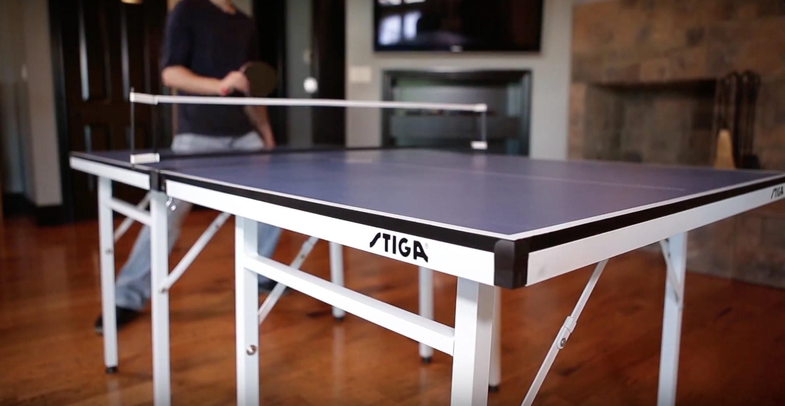 Ping Pong On
